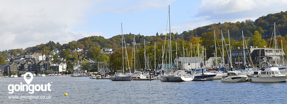 Going out in Bowness-on-Windermere