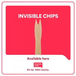 Invisible Chips Hospitality Actions