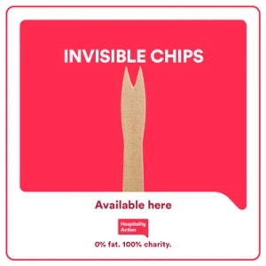 Going Out - Official supporter of Invisible Chips
